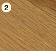 無垢材2位:ホワイトオーク