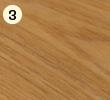 無垢材3位:タモ