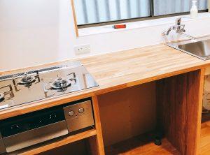 キッチンの施工例