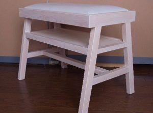 機織りの椅子