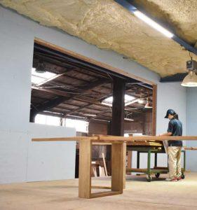工場の塗装小屋改装✨