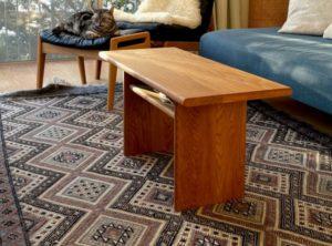 ソファーテーブルを作成