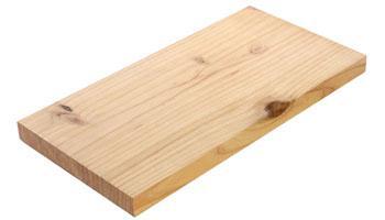 杉(節有)無垢板フリーカット