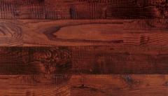 栗アンティーク 凹凸 赤茶 L:1820 W:120 T:15(7枚入り/1.5288m2)